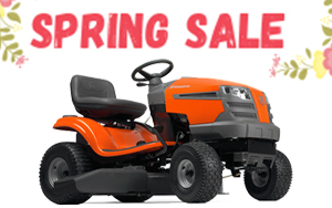 Ride On Mowers Specials