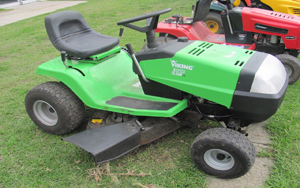 Used & Demo Ride On Mowers